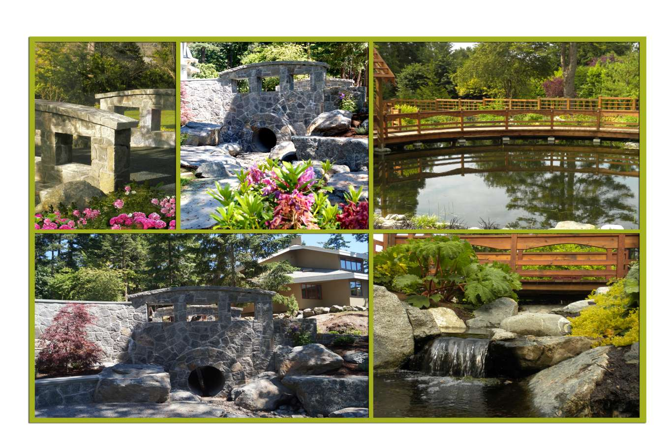 Ponds and water features-1