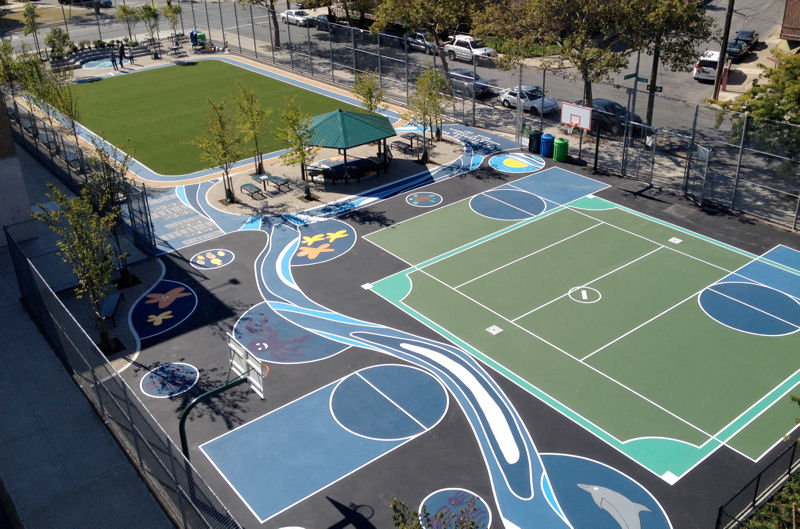 Sports Fields & Play Courts-6