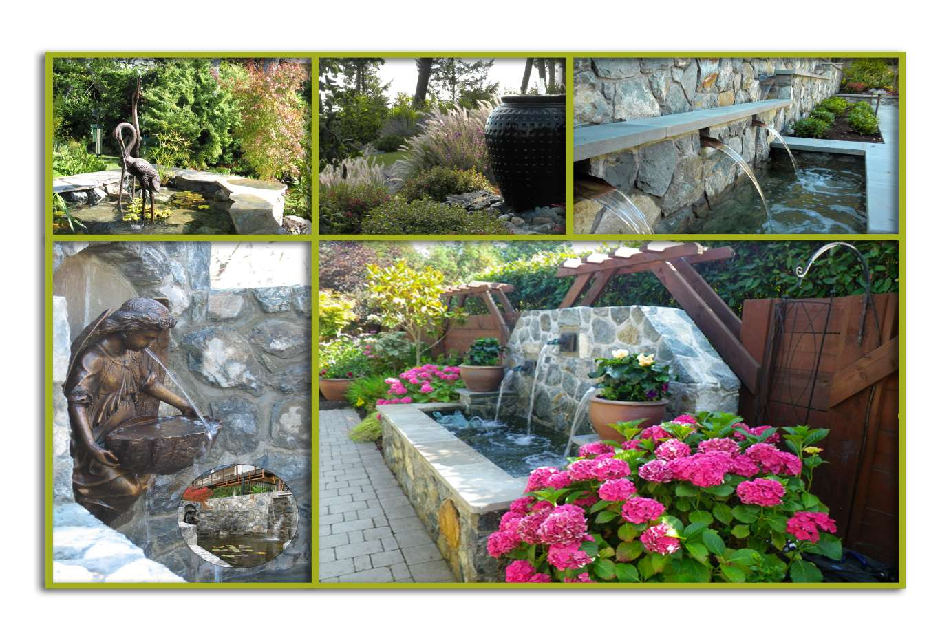 Ponds and water features-2